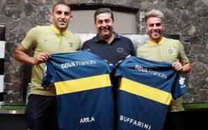 Ex-São Paulo, Buffarini irrita torcedores em sua estreia pelo Boca Juniros