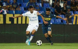 Boca Juniors perde para o Godoy Cruz em sua primeira partida de 2018