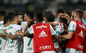 Palmeiras x Santo André